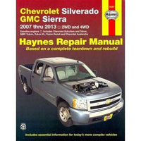 Chevrolet & GMC Pick-Ups Automotive Repair Manual: (Hayne's Automotive Repair Manual)