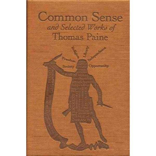 Common Sense and Selected Works of Thomas Paine (Word Cloud Classics) | ADLE International