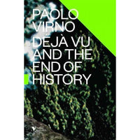 Deja Vu and the End of History (Verso Futures): Deja Vu and the End of History (Futures) | ADLE International