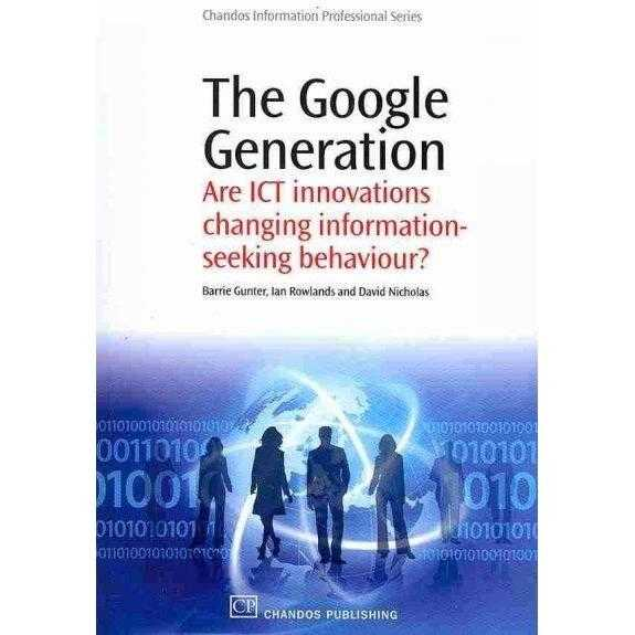 The Google Generation: Are ICT Innovations Changing Information Seeking Behaviour? | ADLE International