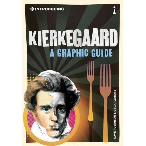 Introducing Kierkegaard: A Graphic Guide (Introducing) | ADLE International