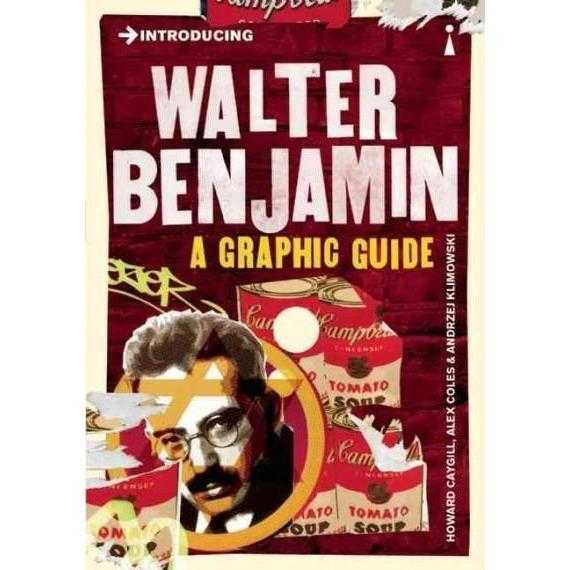 Introducing Walter Benjamin: A Graphic Guide (Introducing) | ADLE International
