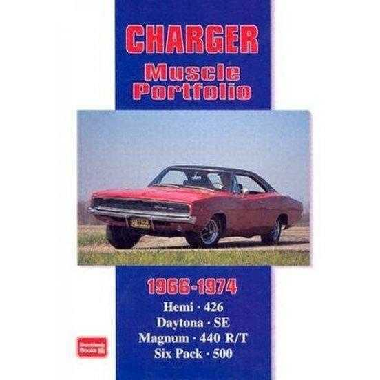 Charger Muscle Portfolio 1966-1974 | ADLE International