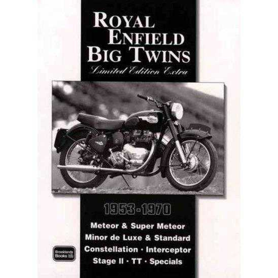 Royal Enfield Big Twins 1953-1970 (Limited Edition Extra) | ADLE International