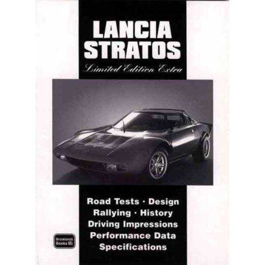 Lancia Stratos Limited Edition Extra (Limited Edition Extra) | ADLE International
