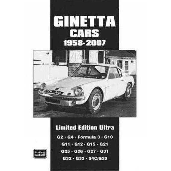 Ginetta Cars 1958-2007 (Limited Edition Ultra) | ADLE International