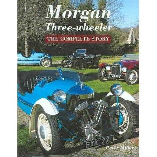 Morgan Three-wheeler: The Complete Story | ADLE International