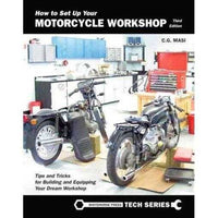 How to Set Up Your Motorcycle Workshop: A Guide for Building and Equipping Workshops that Work (Whitehorse Tech) | ADLE International