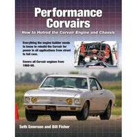 Performance Corvairs: How to Hotrod the Corvair Engine and Chassis | ADLE International