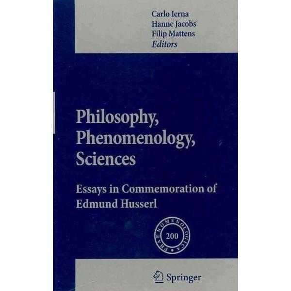 Philosophy, Phenomenology, Sciences | ADLE International