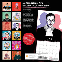 2021 the Legacy of Ruth Bader Ginsburg Wall Calendar: Her Words of Hope, Equality and Inspiration-A Yearlong Tribute to the Notorious Rbg