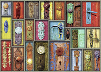 Antique Doorknobs 1000 PC Puzzle