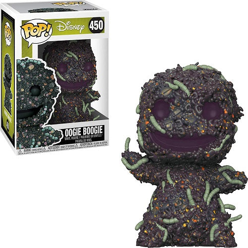 Pop Nightmare Before Christmas Oogie Boogie Vinyl Figure