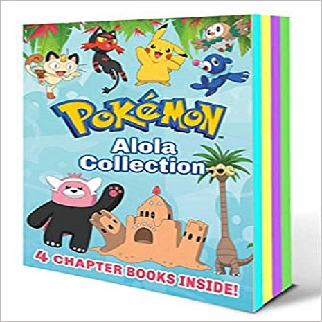 Alola Chapter Book Collection ( Pokémon )