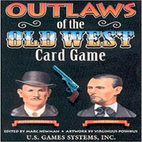 Outlaws of the Old West Card Game ( Old West Series )
