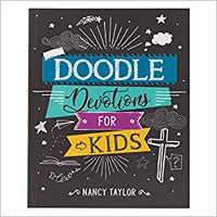 Doodle Devotions for Kids Softcover