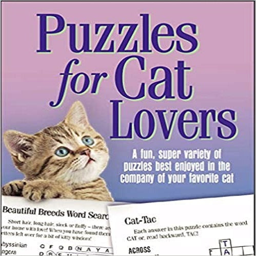 Puzzles for Cat Lovers