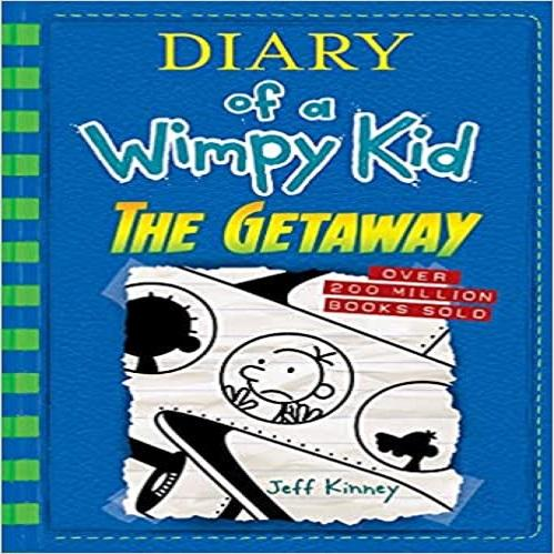 The Getaway (Diary of a Wimpy Kid Book 12) ( Diary of a Wimpy Kid )