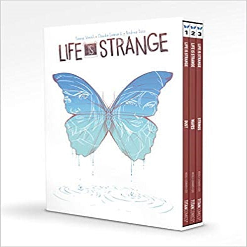 Life Is Strange: 1-3 Boxed Set