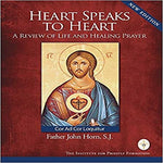 Heart Speaks to Heart- A Review of Life and Healing Prayer- The Inner Heart of My Faith Journal - 2nd Edition