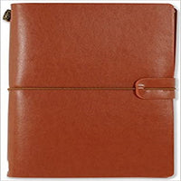 Journal Voyager Nutmeg - Refillable Journal
