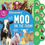 Discovery: Moo on the Farm! ( 10-Button Sound Books )