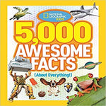5,000 Awesome Facts (about Everything!) ( National Geographic Kids )