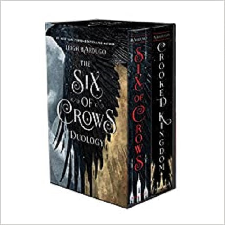 Six of Crows Boxed Set: Six of Crows, Crooked Kingdom ( Six of Crows )