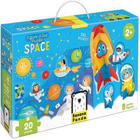 Figure It Out Puzzle Space 2+