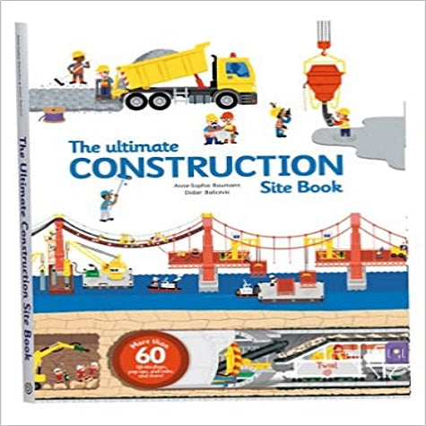The Ultimate Construction Site Book ( Ultimate Book #2 )