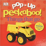 Pop-Up Peekaboo! Things That Go: Pop-Up Surprise Under Every Flap! ( Pop-Up Peekaboo! )