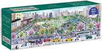 Michael Storrings Cityscape 1000 Piece Panoramic Puzzle
