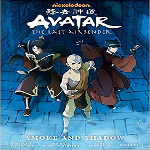 Avatar: The Last Airbender: Smoke and Shadow (Library)