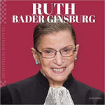Ruth Bader Ginsburg ( Checkerboard Biographies )