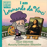 I Am Leonardo Da Vinci ( Ordinary People Change the World )