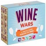 Wine Wars : A Trivia Game for Wine Geeks and Wannabes