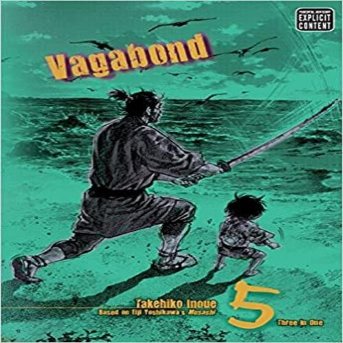 Vagabond, Vol. 5 (Vizbig Edition): Glimmering Waves ( Vagabond Vizbig Edition #05 )