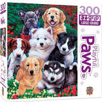 Fluffy Fuzzballs 300pc Puzzle