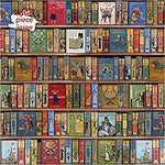 Adult Jigsaw Puzzle Bodleian Library: High Jinks Bookshelves: 1000-Piece Jigsaw Puzzles ( 1000-Piece Jigsaw Puzzles )