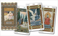 Tarot of the Thousand and One Nights (78 Cards with Instructions) (Lo Scarabeo Decks)