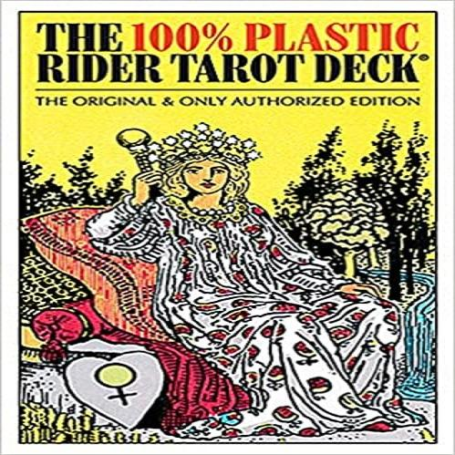 The 100% Plastic Rider-Waite Tarot Deck