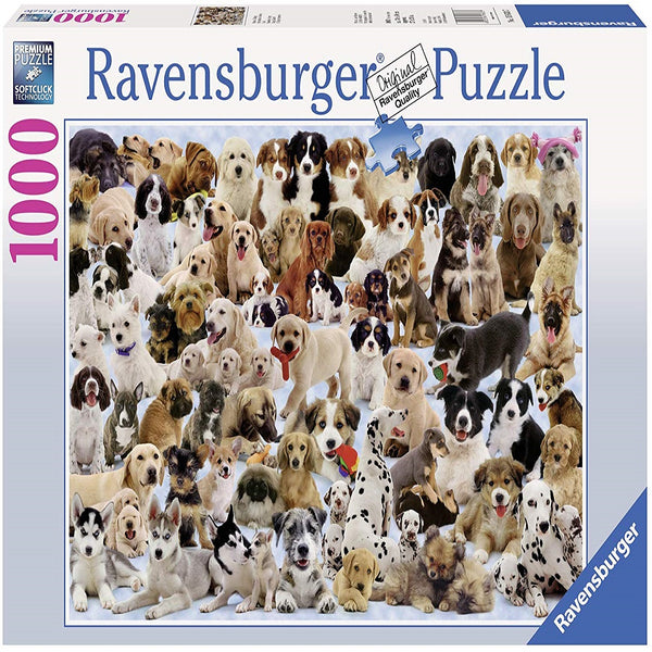 Dogs Galore 1000 PC Puzzle