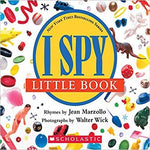 I Spy Little Book: A Book of Picture Riddles ( I Spy )