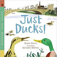 Just Ducks! ( Read and Wonder (Paperback) )