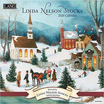 Linda Nelson Stocks: 2020 Wall Calendar