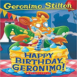 Happy Birthday, Geronimo! ( Geronimo Stilton #74 )