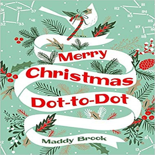 Merry Christmas Dot-To-Dot