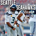 Seattle Seahawks: 2020 12x12 Team Wall Calendar