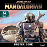 Star Wars: The Mandalorian Poster Book