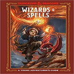 Wizards & Spells (Dungeons & Dragons): A Young Adventurer's Guide ( Dungeons & Dragons Young Adventurer's Guides )